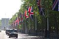 The Mall decorated for the Wedding of Prince William of Wales and Kate Middleton.jpg