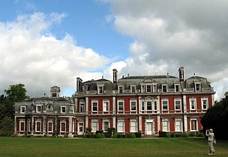 Tring Park Mansion - Tring Park Mansion (southern face)