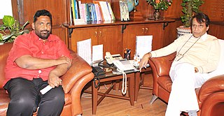 Pappu Yadav Indian politician