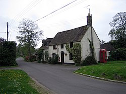 The Old Post Office, Bloxworth - geograph.org.uk - 163270.jpg