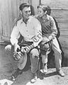 The Rifleman Chuck Connors Johnny Crawford 1961.jpg