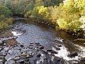 The River Swale from Lowenthwaite Bridge - geograph.org.uk - 2193704.jpg