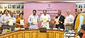 The Union Minister for Urban Development, Housing and Urban Poverty Alleviation and Parliamentary Affairs, Shri M. Venkaiah Naidu releasing the Model Building Bye Laws, 2016, in New Delhi.jpg