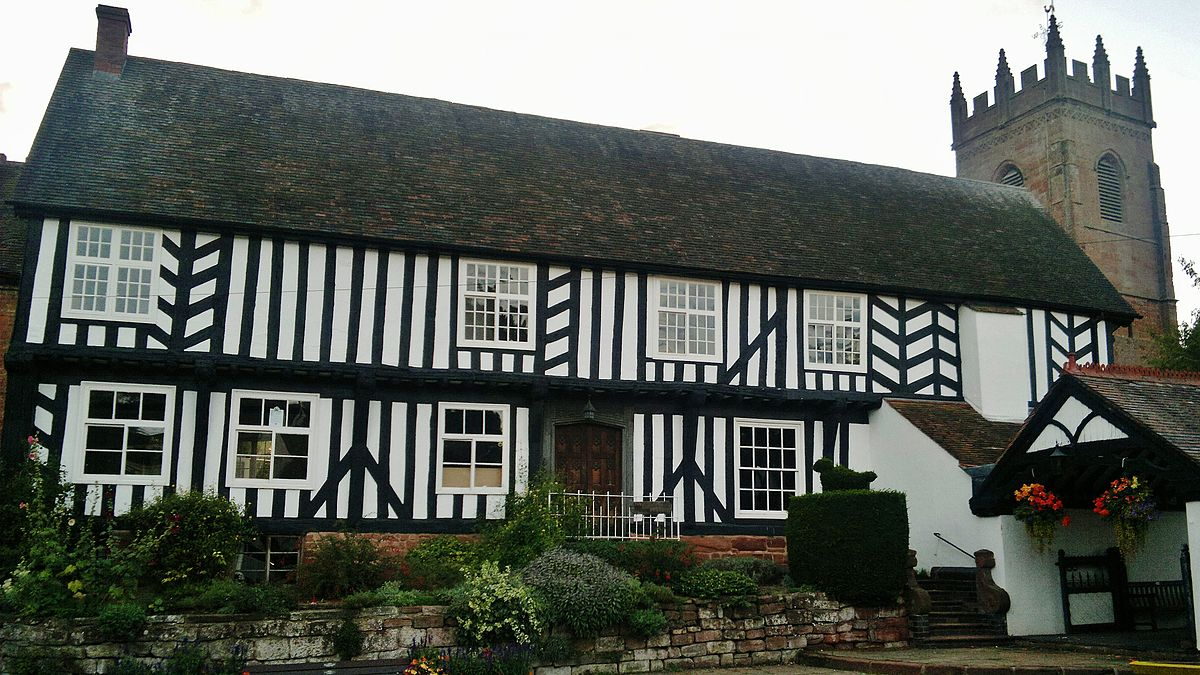 The Vicarage, Claverley..jpg