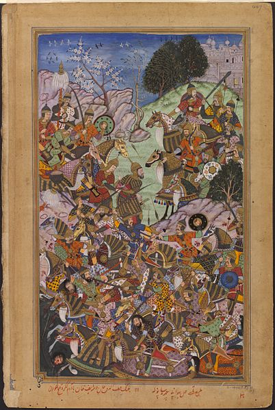 File:The Victory of the Imperial Mughal Army over Sultan Adam.jpg