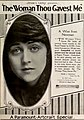 The Woman Thou Gavest Me (1919) - Ad 4.jpg