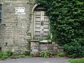 The disappearing door - geograph.org.uk - 506495.jpg