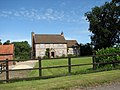 The farmhouse at Goulders Farm - geograph.org.uk - 538554.jpg