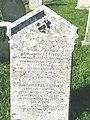The grave of Benjamin Scriven - geograph.org.uk - 1512568.jpg