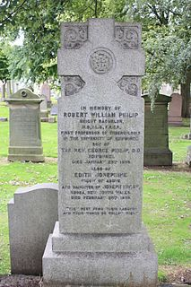 Robert William Philip