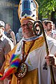 The holy papa marches for Pride in Paris.jpg
