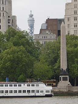 The needle and the tower - geograph.org.uk - 426542