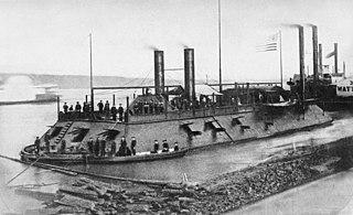 USS <i>Cairo</i> American Civil War ironclad warship