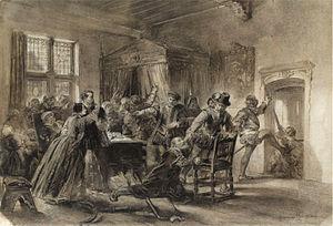 Herman Frederik Carel ten Kate (artist) - Image: The pillage by Herman Frederik Carel ten Kate