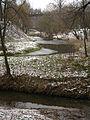 The place where Dunaj stream flows to Vićba river in Viciebsk - panoramio.jpg