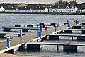 The pontoons at Port Ellen in winter - geograph.org.uk - 322768.jpg