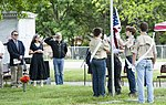 The short life and long legacy of 2nd Lt. George Whiteman 150516-F-GO396-032.jpg