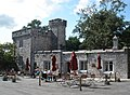 The tearooms, Powderham Castle - geograph.org.uk - 1416604.jpg