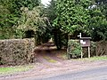 The track to Lowthorpe Church - geograph.org.uk - 122142.jpg