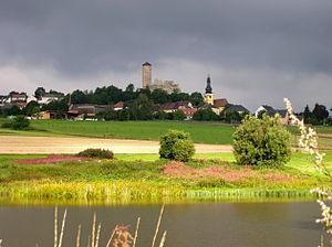 Thierstein, Bavaria - Thierstein View from the south