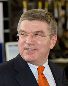 Thomas Bach Photo