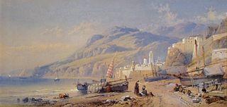 Thomas Charles Leeson Rowbotham Irish artist