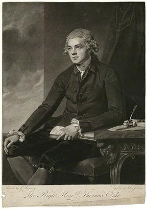 Thomas Orde-Powlett, 1st Baron Bolton - Thomas Orde-Powlett, 1st Baron Bolton
