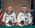 Thomas P. Stafford and Eugene A. Cernan – Gemini 9 Crew (S66-15621).jpg