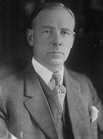 Thomas W. Lamont - Lamont circa 1918