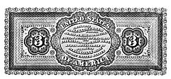 Three Dollar United States Note proof, reverse.jpg