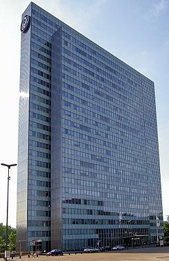 Cadman Düsseldorf dreischeibenhaus wikivisually