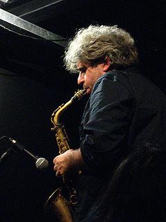 Tim Berne American jazz saxophonist