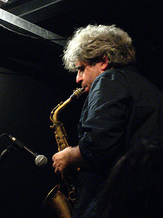 Tim Berne - Photo by Matt Brown