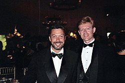 Tim Curry és Alan Light 1994-ben