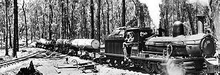Timber railway lines of Western Australia