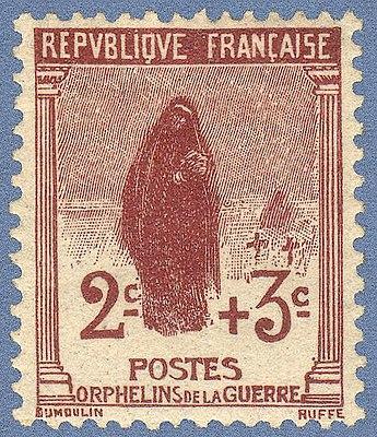 Timbre orphelins 1918 2 cent L J Dumoulin.jpg