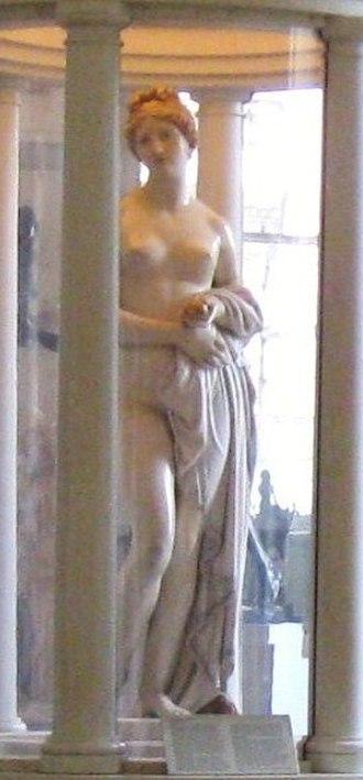 John Gibson (sculptor) - Tinted Venus, in the Walker Art Gallery, Liverpool