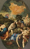 Tintoretto (Workshop of) - The Purification of the Midianite Virgins.jpg