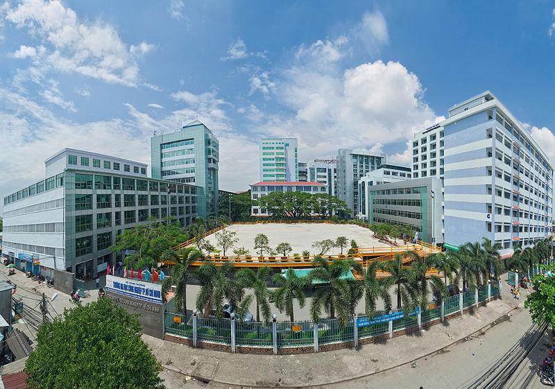File:Toàn cảnh Trường ĐHCN TP. HCM (2011).jpg