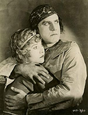 To Have and to Hold (1922 film) - Film still with Betty Compson and Bert Lytell