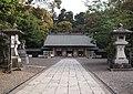 Tokiwa-jinja haiden.jpg