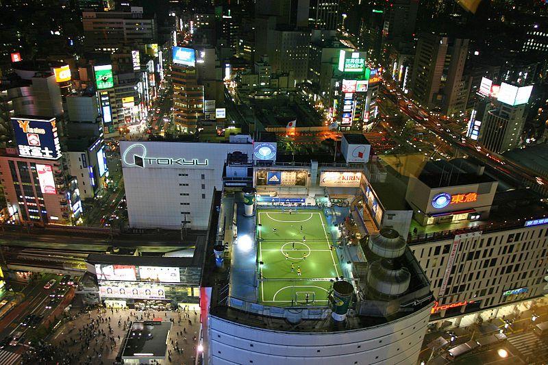 Hasil gambar untuk Adidas Futsal Park (Jepang)
