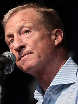 Tom Steyer August 2019
