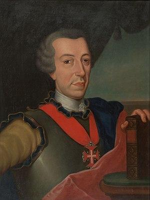 Tomás Xavier de Lima Teles da Silva, 1st Marquis of Ponte de Lima - Image: Tomas Xavier, marques de ponte da Lima