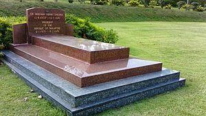 Benjamin Sheares - Tomb of President Benjamin Sheares at Kranji State Cemetery