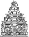 Tomba di giulio II, progetto del 1505.png
