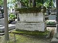 Tombe de Carlo SEVERINI, régisseur du Théâtre-Italien, la salle Favart, où il meurt dans l'incendie du 14 janvier 1838.JPG