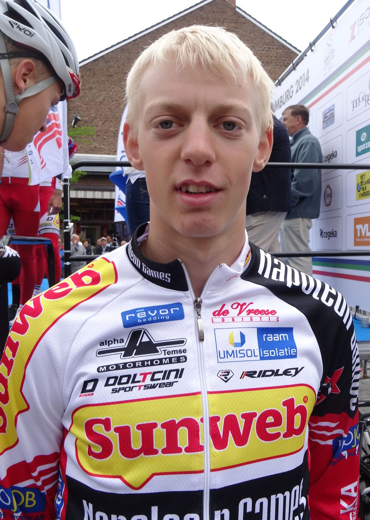 Michael Vanthourenhout - Wikipedia