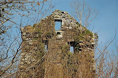 How to get to Kilkerran Castle with public transport- About the place