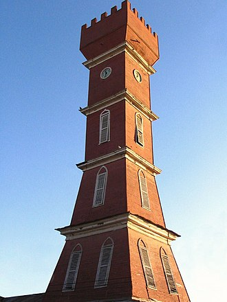 Coquimbo Region - Bauer's Tower of Vicuña